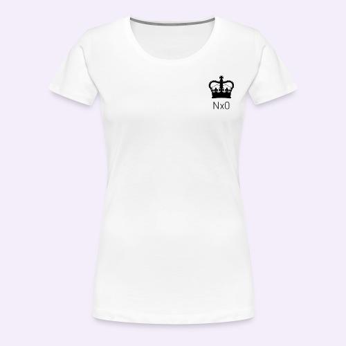 NxO - Women's Premium T-Shirt