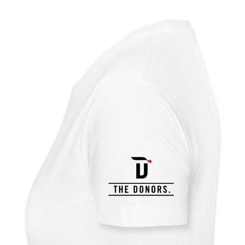 The Donors - Frauen Premium T-Shirt