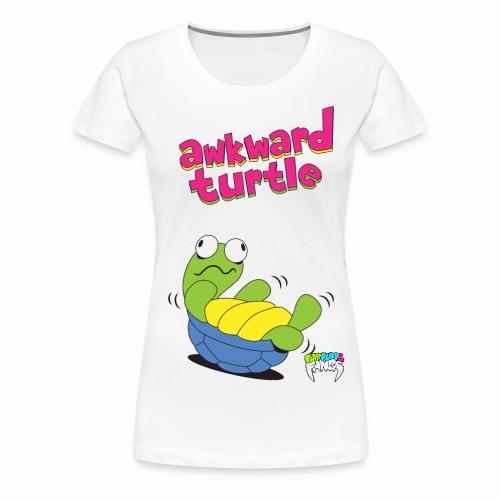 FFF_LOGO_2012.png - Women's Premium T-Shirt