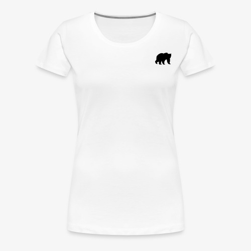 alouci - Premium-T-shirt dam