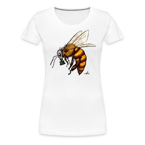 beeStrong1 - Frauen Premium T-Shirt