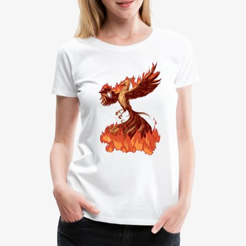 Phoenix Tea - Women's Premium T-Shirt