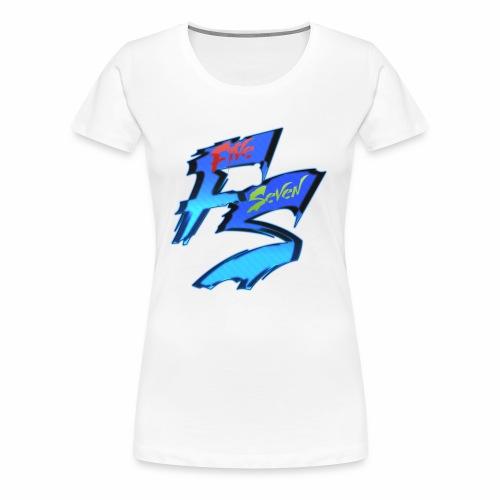 Five seven logo #1 (grand) - T-shirt Premium Femme