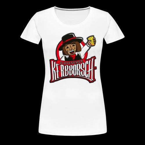 Kerbborsch - Frauen Premium T-Shirt