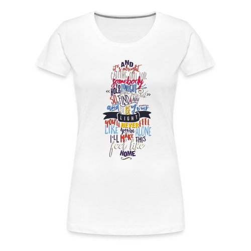 shirt2 png - Women's Premium T-Shirt