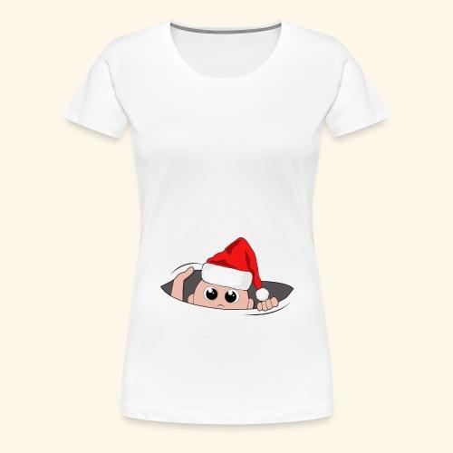 Baby Nikolaus - Frauen Premium T-Shirt