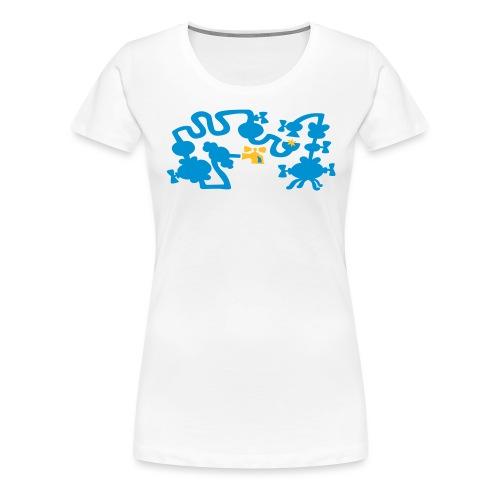 BALTHAZAR - Premium-T-shirt dam