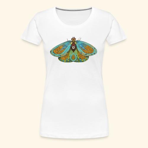 Psychedelic butterfly - Maglietta Premium da donna