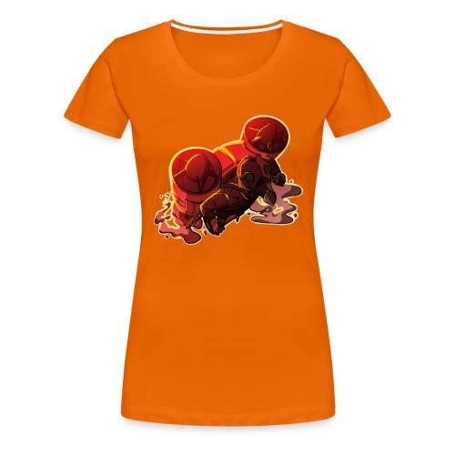 Shirk Launch Shirt - Teenagers - Women's Premium T-Shirt