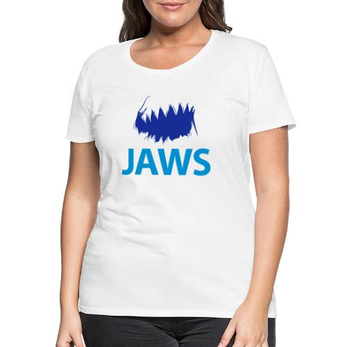 Jaws Dangerous T-Shirt - Women's Premium T-Shirt