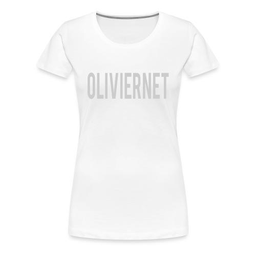 Logo 2 png - Vrouwen Premium T-shirt