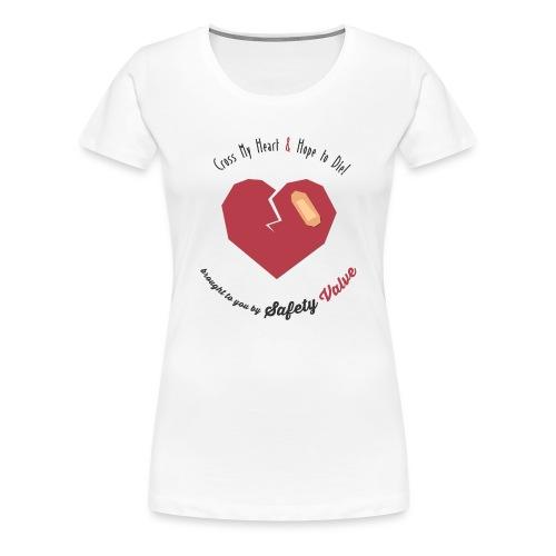 T 1 fw png - Women's Premium T-Shirt
