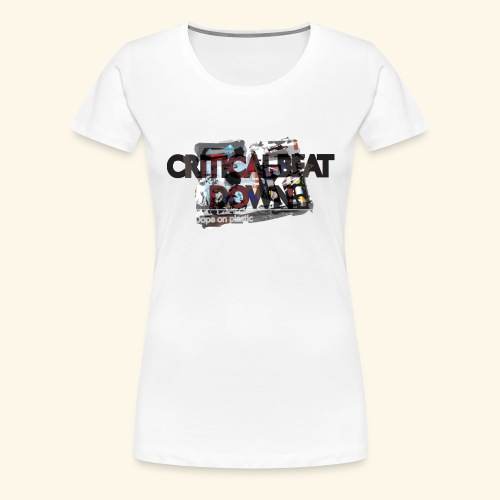 Critical - T-shirt Premium Femme