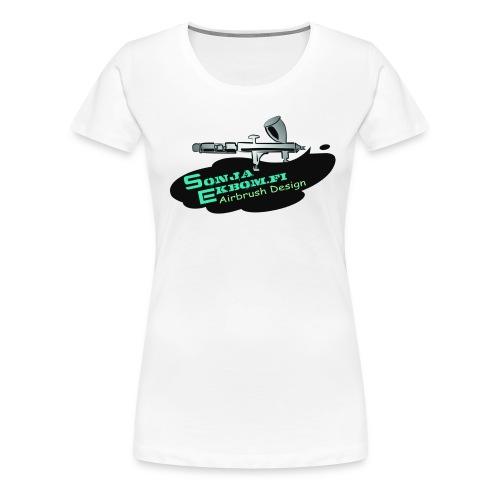 sonjaekbom - Naisten premium t-paita