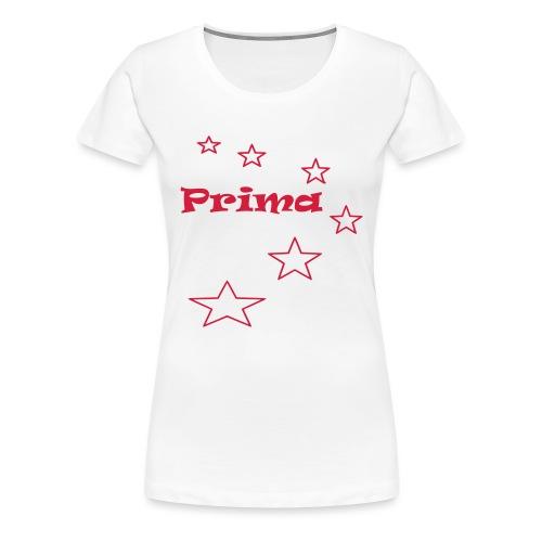 Prima - Frauen Premium T-Shirt