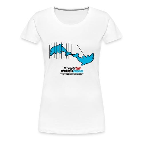 dolphin - Women's Premium T-Shirt