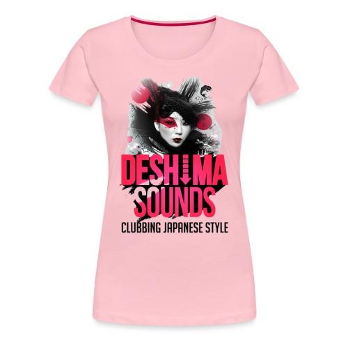Deshima Sounds 11 2013 - Women's Premium T-Shirt