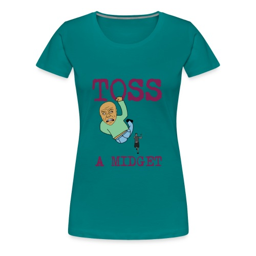 toss a midget 3500x4501 png - Premium-T-shirt dam