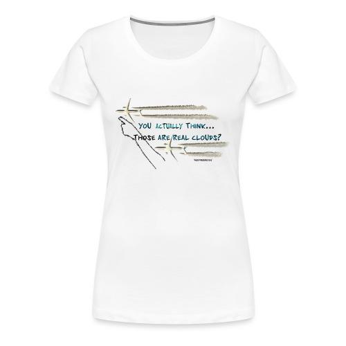 Skywatcher 02 - Vrouwen Premium T-shirt