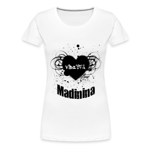 love mada2 - T-shirt Premium Femme