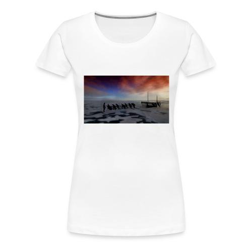 thjamescaird jpg - Women's Premium T-Shirt
