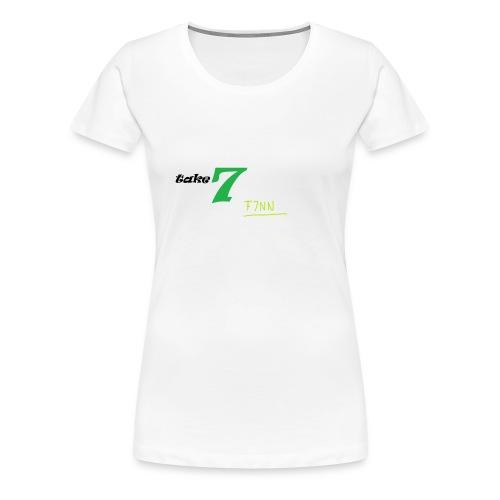 F7NN Merch png - Frauen Premium T-Shirt