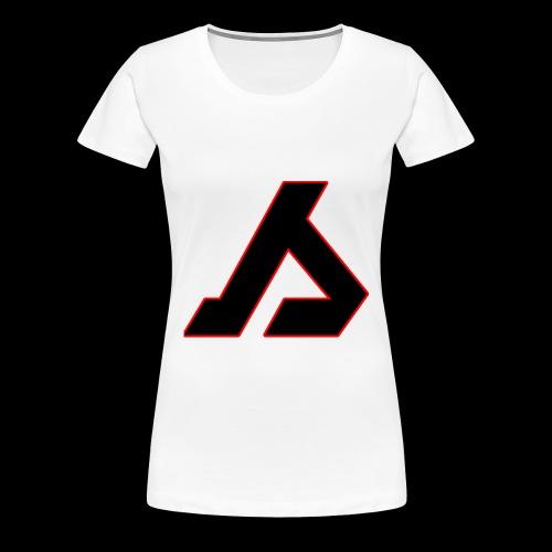 Black Schlawasti S - Frauen Premium T-Shirt