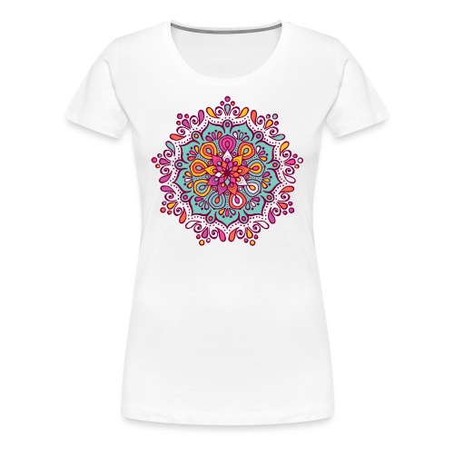 زخرفة - decorations - Women's Premium T-Shirt