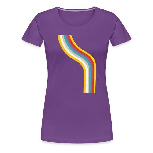 OmaggioB - Maglietta Premium da donna