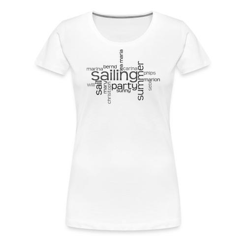 v03spreadshirt - Frauen Premium T-Shirt