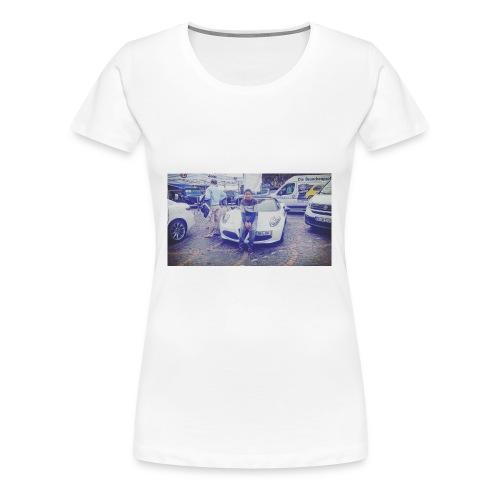 Mohamed Gamer - Women's Premium T-Shirt