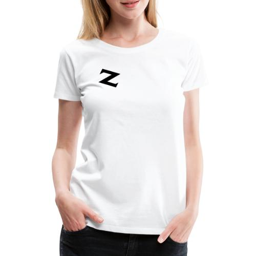 Zenix Offizielles Logo - Frauen Premium T-Shirt