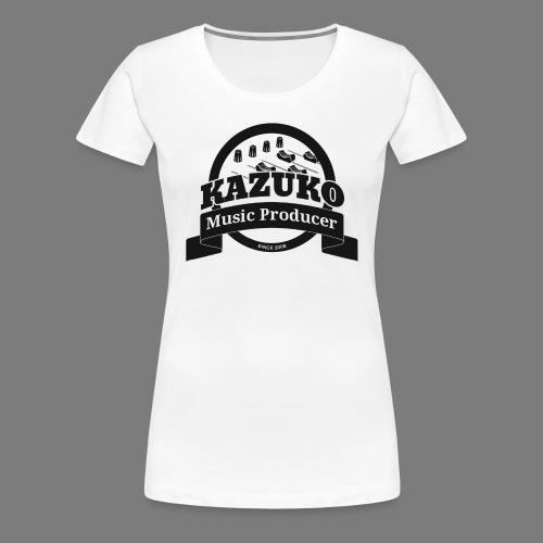 KazukoLogo png - Frauen Premium T-Shirt