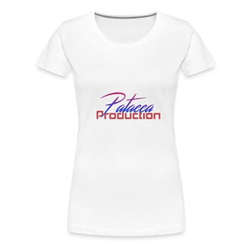 PATACCA PRODUCTION - Maglietta Premium da donna
