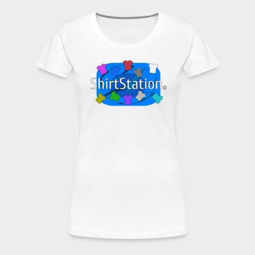 ShirtStation - Women's Premium T-Shirt