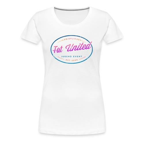 FAtvintage2 png - Frauen Premium T-Shirt