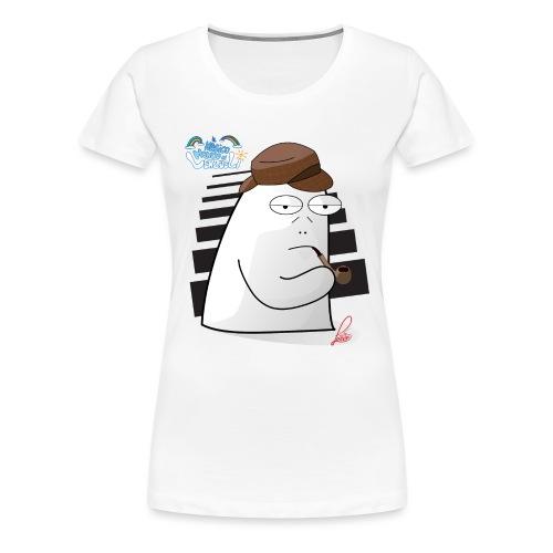 Commissario Color - Maglietta Premium da donna