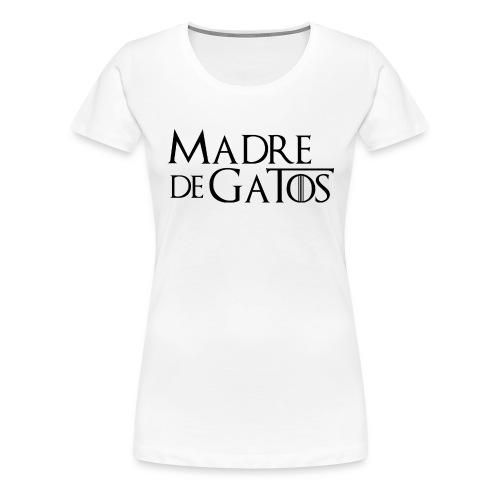 0 texto esp png - Camiseta premium mujer