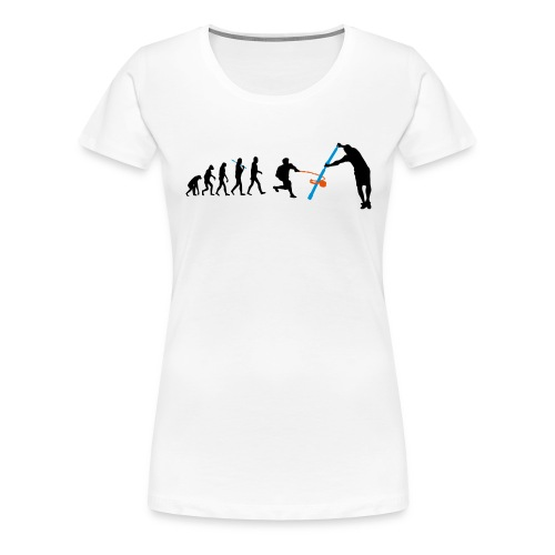 Jugger Evulotion - Frauen Premium T-Shirt