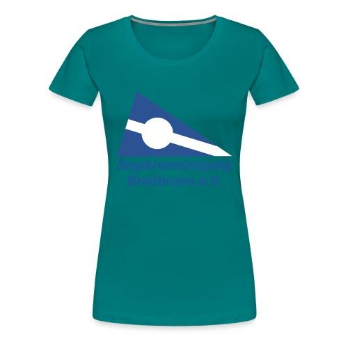 SVBb Wimpel m K - Frauen Premium T-Shirt