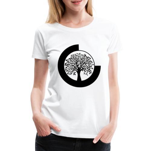 YANYOTBY Logo - Vrouwen Premium T-shirt