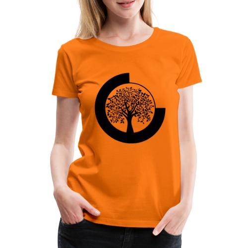 YANTOTBY Logo - Vrouwen Premium T-shirt