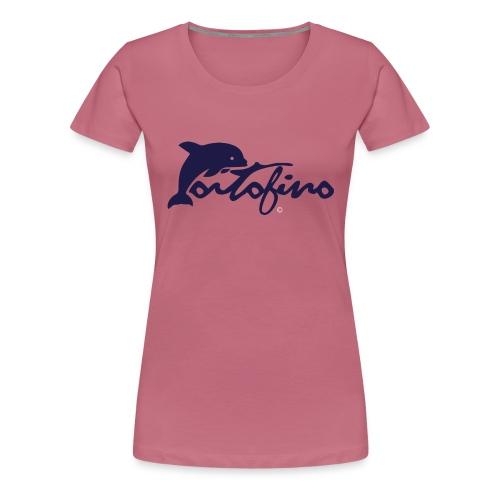 portofino 2019 NAVY - Women's Premium T-Shirt