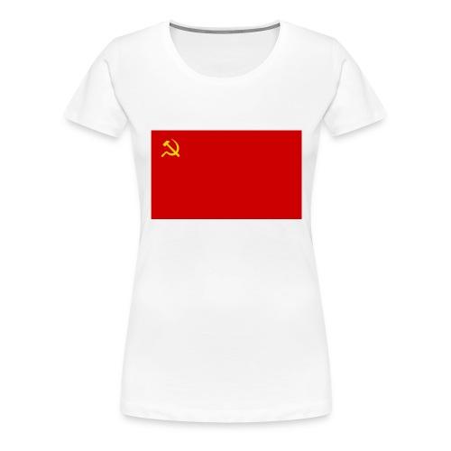 Eipä kestä - Naisten premium t-paita