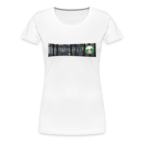 HANTSAR Forest - Women's Premium T-Shirt