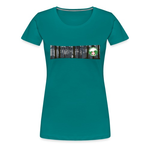 HANTSAR Forest - Women's Premium T-Shirt