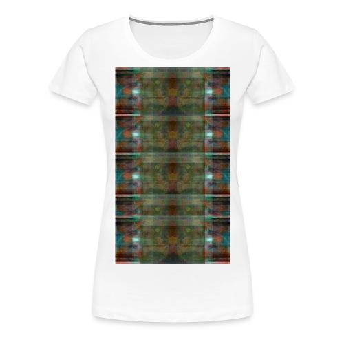 SuperRageControlMtg jpg - Frauen Premium T-Shirt