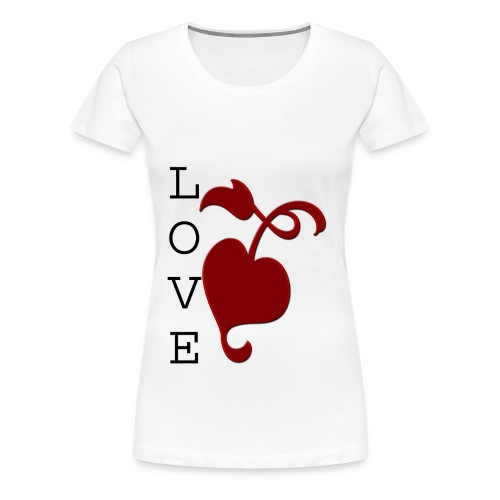 Love Grows - Women's Premium T-Shirt