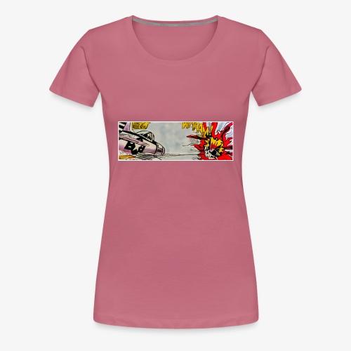 ATOX - Maglietta Premium da donna