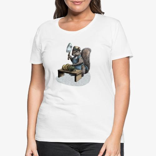 Squirrel nut cracker - Women's Premium T-Shirt